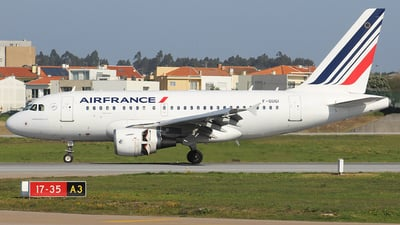 A picture of FGUGI - Airbus A318111 - Air France - © Luciano Bragança