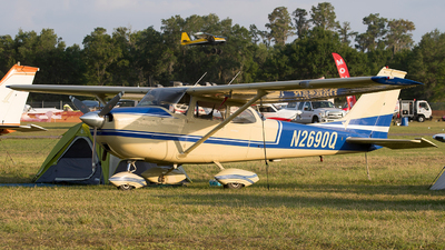 A picture of N2690Q - Cessna 172K Skyhawk - [17259104] - © Eric Page Lu