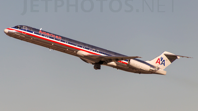 N901TW - McDonnell Douglas MD-82 - American Airlines