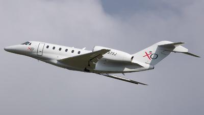 N757XJ - Cessna 750 Citation X - XOJet