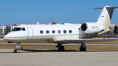 N970SY - Gulfstream G-IV - Private