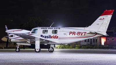 PR-BVT - Piper PA-31T1 Cheyenne I - Brasil Vida Taxi Aéreo
