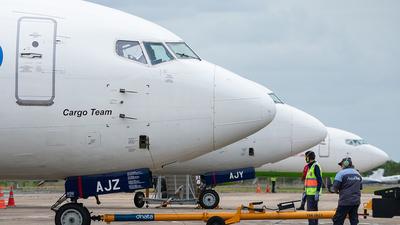 PR-AJZ - Boeing 737-48E(SF) - Azul Cargo