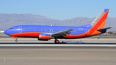 N342SW - Boeing 737-3H4 - Southwest Airlines