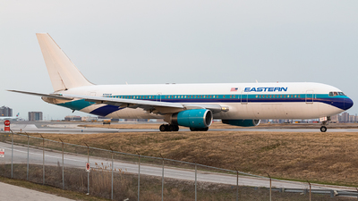 A picture of N706KW - Boeing 767336(ER) - Eastern Airlines - © Leige Yang