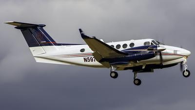 N597VF - Beechcraft B200GT King Air 250 - Private