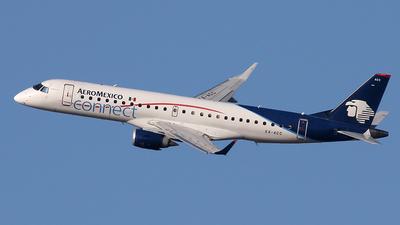 XA-ACC - Embraer 190-100LR - Aeroméxico Connect