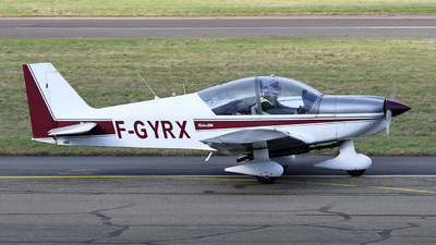 F-GYRX - Robin HR200/120B - Private