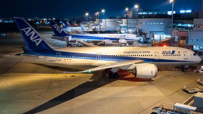JA840A - Boeing 787-8 Dreamliner - All Nippon Airways (Air Japan)