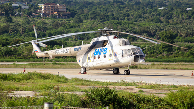 RA-24427 - Mil Mi-8AMT Hip - BNPB - Indonesian National Board for Disaster Management