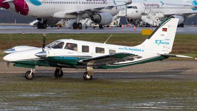 D-GKSZ - Piper PA-34-220T Seneca V - TL Aviation