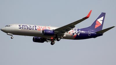 HL8287 - Boeing 737-8Q8 - Smartavia