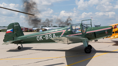 OK-BSA - Zlin Z-381 - Private