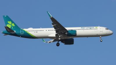 A picture of EILRG - Airbus A321253NX - Aer Lingus - © Guille Gª del Alamo