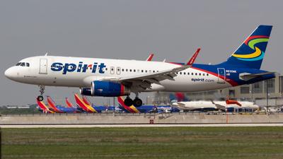 N630NK - Airbus A320-232 - Spirit Airlines