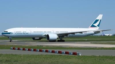 B-KPK - Boeing 777-367ER - Cathay Pacific Airways