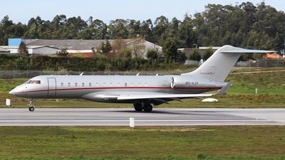9H-VJV - Bombardier BD-700-1A10 Global 6000 - VistaJet
