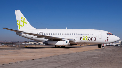 ZS-SIT - Boeing 737-236(Adv) - Private