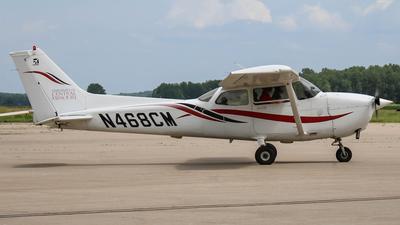 A picture of N468CM - Cessna 172R Skyhawk - [17280860] - © Gary Guy