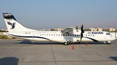 EP-ITI - ATR 72-212A(600) - Iran Air