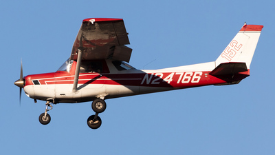 N24766 - Cessna 152 - Private