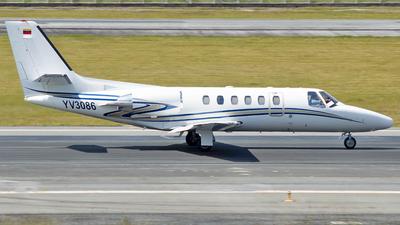 YV3086 - Cessna 550B Citation Bravo - Private
