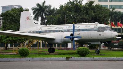 VN-C482 - Ilyushin IL-14P - Hang Khong Vietnam