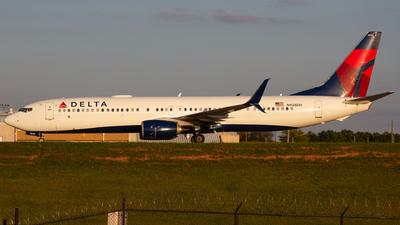 N928DU - Boeing 737-932ER - Delta Air Lines