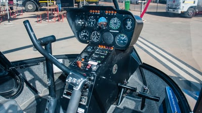 ZS-RSP - Robinson R44 Raven II - Hover Dynamics