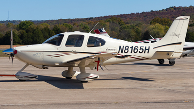 N8165H - Cirrus SR22 Centennial Edition - Private