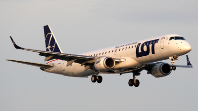 SP-LNM - Embraer 190-200IGW - Bamboo Airways (LOT Polish Airlines)