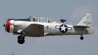 N29935 - North American AT-6D Texan - Private