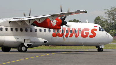 PK-WGO - ATR 72-212A(600) - Wings Air