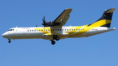 PR-PDL - ATR 72-212A(600) - Passaredo Transportes Aéreos
