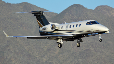 N335FL - Embraer 505 Phenom 300 - Flight Options