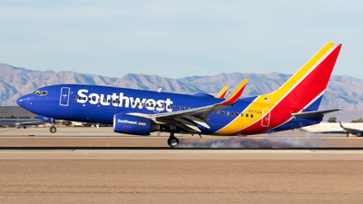 N7731A - Boeing 737-76N - Southwest Airlines