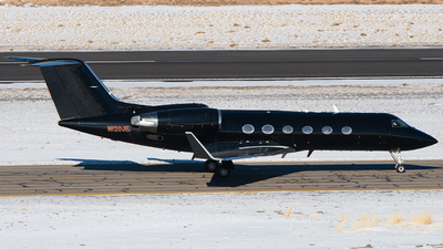 N120JE - Gulfstream G-IV - Private
