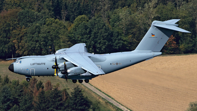 54-04 - Airbus A400M - Germany - Air Force