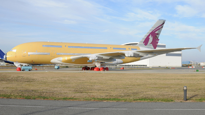 A picture of FWWSD - Airbus A380 - Airbus - © Romain Salerno / Aeronantes Spotters