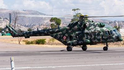 EP-669 - Mil Mi-171Sh-P - Perú - Army