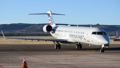 N763SK - Bombardier CRJ-701ER - American Eagle (SkyWest Airlines)