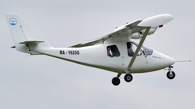 RA-1625G - Hydroplane Cicada M3 - Private