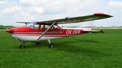 OK-OKB - Cessna 172 Skyhawk - OK Air