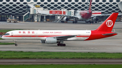 A picture of B2848 - Boeing 75725C(PCF) -  - © Brian