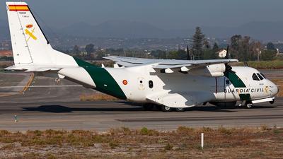 T.19B-21 - CASA CN-235MPA - Spain - Guardia Civil