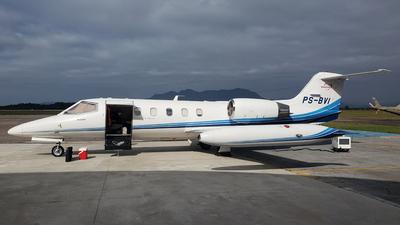 PS-BVI - Bombardier Learjet 35A - Brasil Vida Taxi Aéreo
