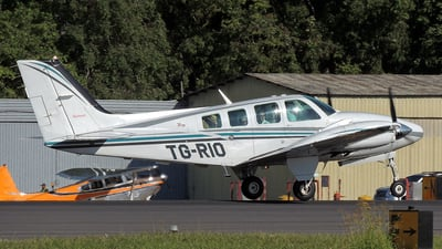 TG-RIO - Beechcraft 58 Baron - Private