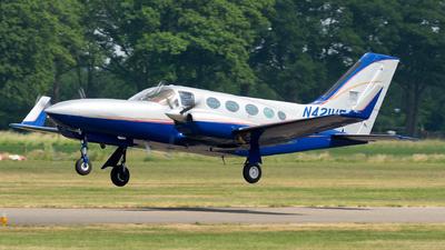 A picture of N421WE - Cessna 421C Golden Eagle - [421C0024] - © Dutch