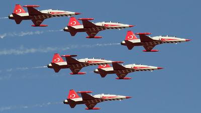 69-4001 - Northrop NF-5B-2000 Freedom Fighter - Turkey - Air Force