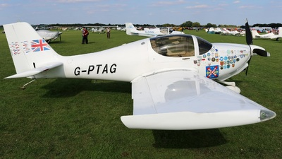 G-PTAG - Europa XS - Private